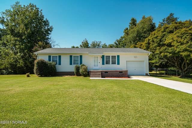 1 Cherokee Drive, Hubert, NC 28539 (MLS #100292888) :: Berkshire Hathaway HomeServices Prime Properties