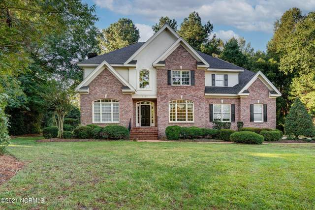 3121 Lakepointe Trail, Rocky Mount, NC 27804 (MLS #100292914) :: The Tingen Team- Berkshire Hathaway HomeServices Prime Properties