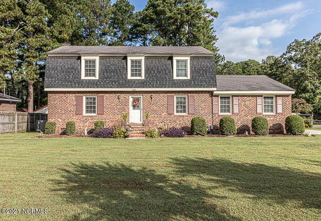 2612 Amherst Road, Rocky Mount, NC 27804 (MLS #100292915) :: The Rising Tide Team