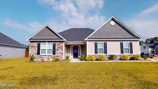 231 Wood House Drive, Jacksonville, NC 28546 (MLS #100292925) :: Donna & Team New Bern