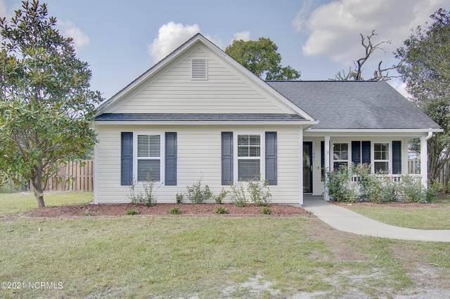 1081 Woodcrest Road, Southport, NC 28461 (MLS #100292988) :: Lynda Haraway Group Real Estate