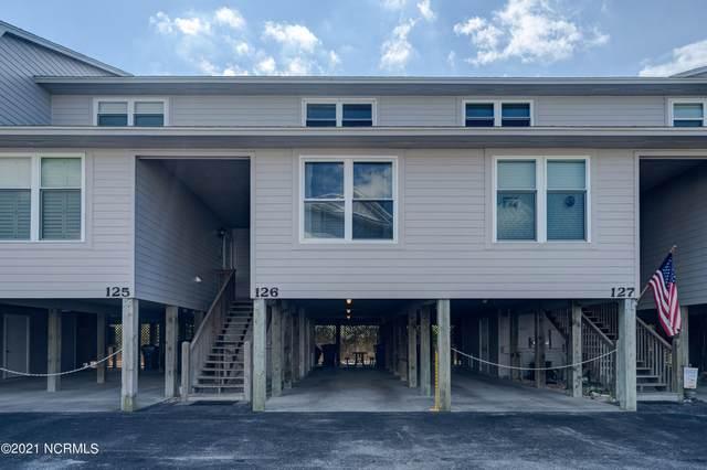 126 Crosswinds Drive, Surf City, NC 28445 (MLS #100293006) :: Berkshire Hathaway HomeServices Prime Properties