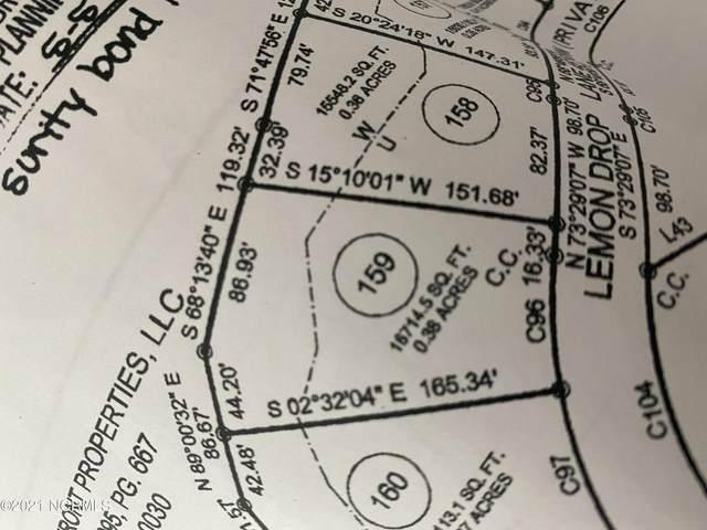 3846 Lemon Drop Lane NE, Leland, NC 28451 (MLS #100293034) :: Berkshire Hathaway HomeServices Hometown, REALTORS®