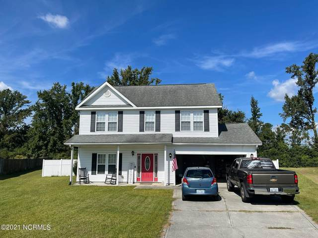 113 Marvin Glen Court, Richlands, NC 28574 (MLS #100293064) :: Vance Young and Associates