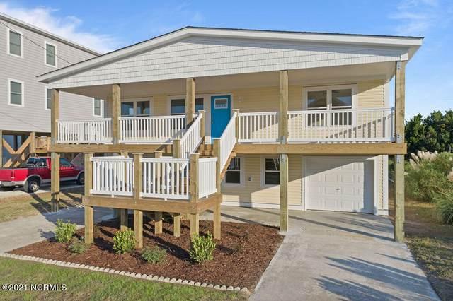1509 Carolina Boulevard, Topsail Beach, NC 28445 (MLS #100293078) :: The Tingen Team- Berkshire Hathaway HomeServices Prime Properties