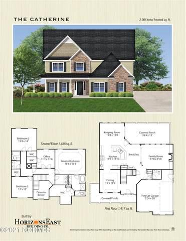 103 E Barred Owl Drive, Hampstead, NC 28443 (MLS #100293080) :: Vance Young and Associates
