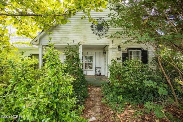 609 Cape Fear Boulevard, Carolina Beach, NC 28428 (MLS #100293104) :: Berkshire Hathaway HomeServices Prime Properties