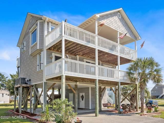 8006 8th Street, Surf City, NC 28445 (MLS #100293106) :: Donna & Team New Bern