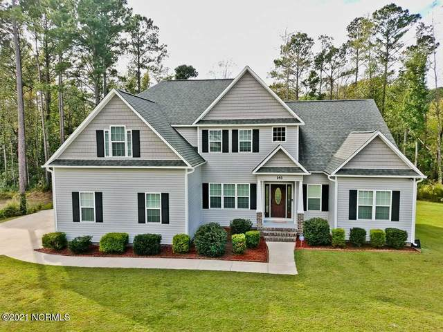 141 Forest Ridge Trail, Stella, NC 28582 (MLS #100293114) :: Great Moves Realty