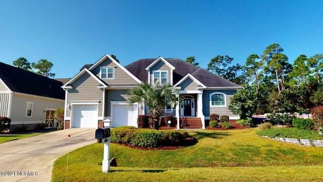 1107 Sea Bourne Way, Sunset Beach, NC 28468 (MLS #100293117) :: Berkshire Hathaway HomeServices Prime Properties