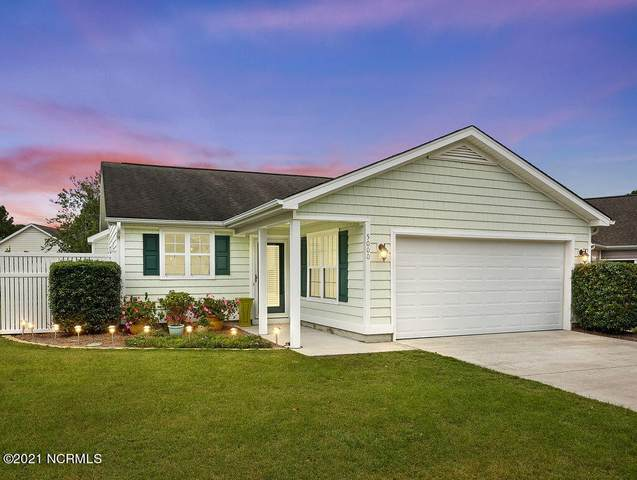5000 Glen Cove Drive SE, Southport, NC 28461 (MLS #100293126) :: Berkshire Hathaway HomeServices Prime Properties
