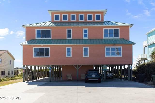 8627 Ocean View Drive E, Emerald Isle, NC 28594 (MLS #100293149) :: Lejeune Home Pros of Century 21 Sweyer & Associates