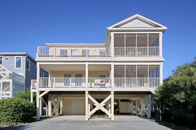 403 28th Street, Sunset Beach, NC 28468 (MLS #100293154) :: Barefoot-Chandler & Associates LLC