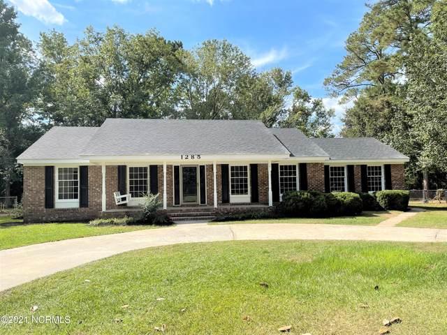 1285 Old Maplehurst Road, Jacksonville, NC 28540 (MLS #100293164) :: CENTURY 21 Sweyer & Associates