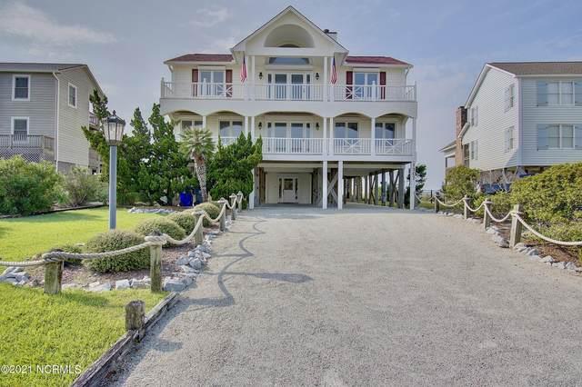 1307 Ocean Boulevard W, Holden Beach, NC 28462 (MLS #100293195) :: Shapiro Real Estate Group