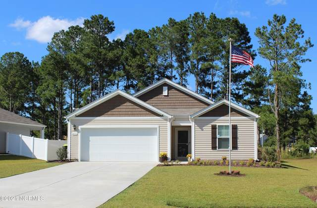 4436 Frogie Lane, Shallotte, NC 28470 (MLS #100293202) :: Welcome Home Realty