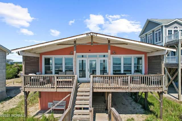 5107 W Beach Drive, Oak Island, NC 28465 (MLS #100293220) :: The Rising Tide Team