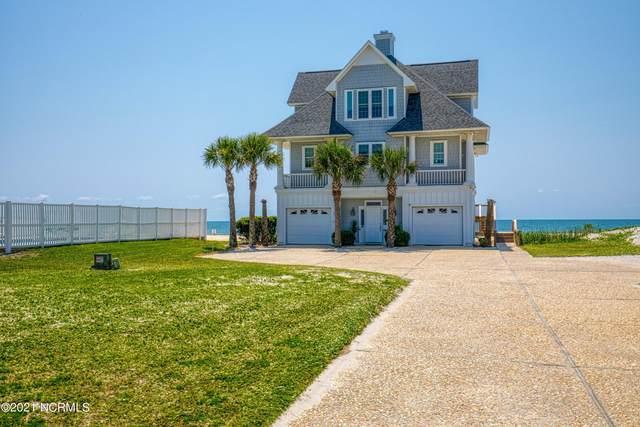 4192-4194 Island Drive, North Topsail Beach, NC 28460 (#100293228) :: Rachel Kendall Team