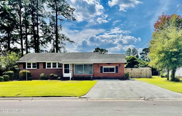126 Carver Road, Jacksonville, NC 28540 (MLS #100293231) :: Frost Real Estate Team