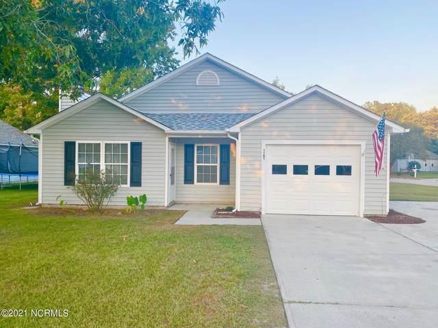 1161 Pearl Court, Jacksonville, NC 28540 (MLS #100293239) :: Lynda Haraway Group Real Estate