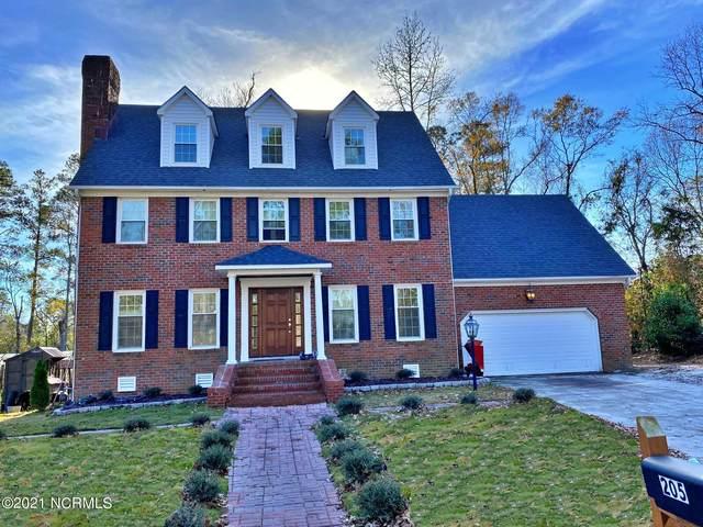 205 Castle Ridge Road, New Bern, NC 28562 (MLS #100293264) :: Shapiro Real Estate Group