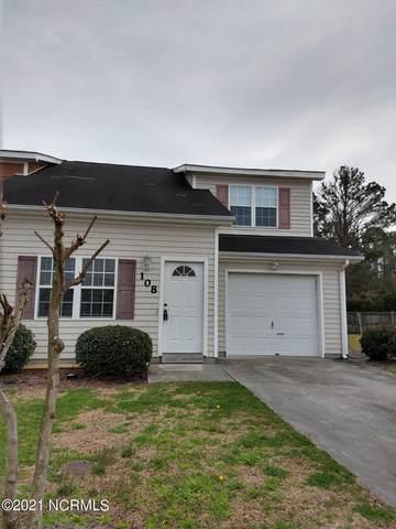 108 Creeker Town Way, Hubert, NC 28539 (MLS #100293271) :: Berkshire Hathaway HomeServices Prime Properties