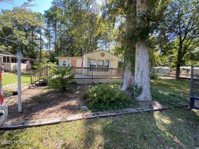 516 Magnolia Drive, Sunset Beach, NC 28468 (MLS #100293274) :: BRG Real Estate
