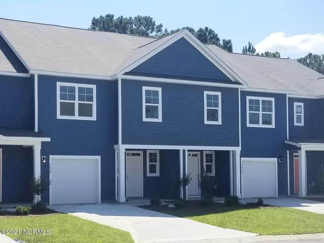 4752 Oyster Reef Run Unit 21, Wilmington, NC 28411 (MLS #100293321) :: Frost Real Estate Team
