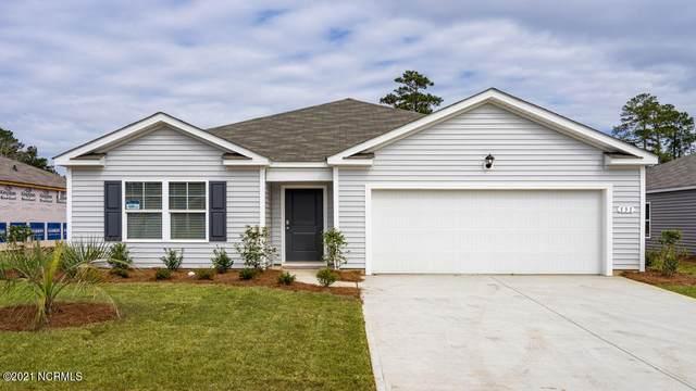 2513 Sandy Banks Lane #134, Wilmington, NC 28401 (MLS #100293322) :: Vance Young and Associates