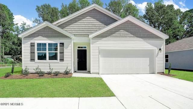 2521 Sandy Banks Lane #136, Wilmington, NC 28401 (MLS #100293326) :: Vance Young and Associates