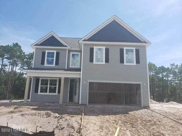 240 Salt Meadow Lane Lot 69, Newport, NC 28570 (MLS #100293330) :: Berkshire Hathaway HomeServices Hometown, REALTORS®