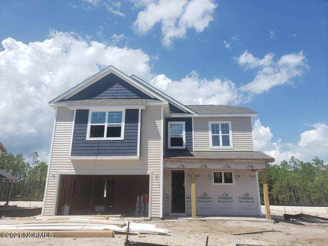 278 Salt Meadow Lane Lot 63, Newport, NC 28570 (MLS #100293332) :: Berkshire Hathaway HomeServices Hometown, REALTORS®
