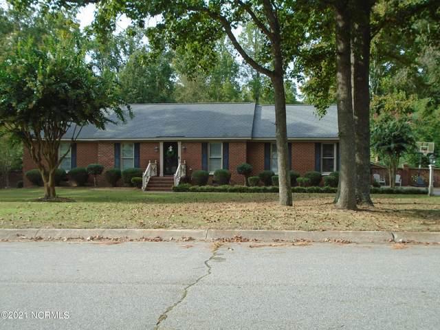 3405 Robinwood Drive, Kinston, NC 28504 (MLS #100293338) :: CENTURY 21 Sweyer & Associates