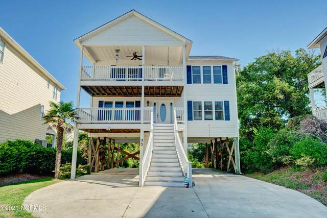 35 Sandy Lane, Surf City, NC 28445 (MLS #100293346) :: The Oceanaire Realty