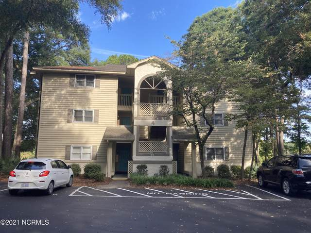 219 Clubhouse Road #406, Sunset Beach, NC 28468 (MLS #100293351) :: Thirty 4 North Properties Group