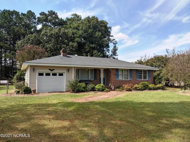 7918 Bakertown Road, Elm City, NC 27822 (MLS #100293364) :: Lynda Haraway Group Real Estate