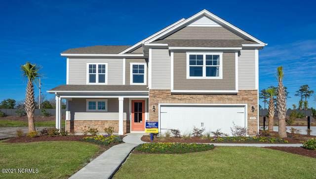8316 Breakers Trace Court Lot 40- Belfort, Sunset Beach, NC 28468 (MLS #100293388) :: Berkshire Hathaway HomeServices Prime Properties