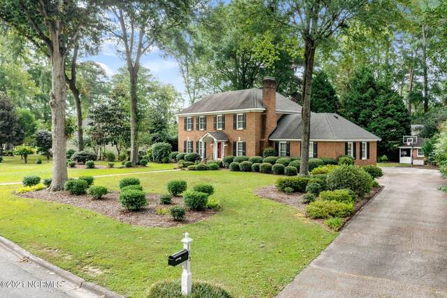 103 Kenilworth Road, Greenville, NC 27858 (MLS #100293396) :: The Tingen Team- Berkshire Hathaway HomeServices Prime Properties
