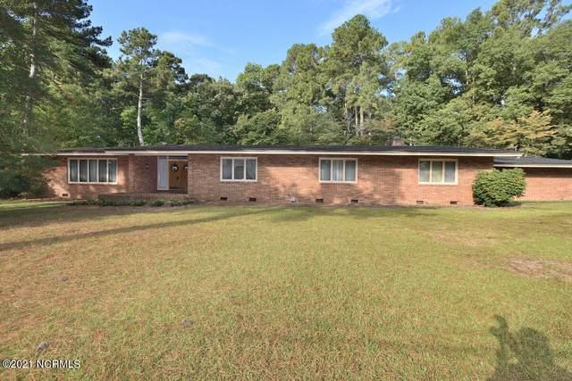 3619 Westridge Circle Drive, Rocky Mount, NC 27804 (MLS #100293413) :: Lynda Haraway Group Real Estate