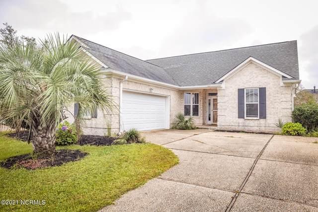 1011 Garden Club Way, Leland, NC 28451 (MLS #100293414) :: Berkshire Hathaway HomeServices Prime Properties