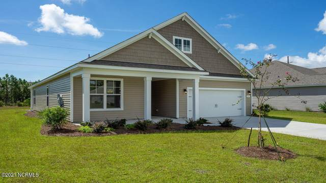 1052 Sea Bourne Way Lot 70- Litchfi, Sunset Beach, NC 28468 (MLS #100293415) :: Berkshire Hathaway HomeServices Prime Properties
