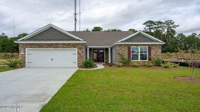 1064 Cape Side Wynd Lot 76- Cumberl, Sunset Beach, NC 28468 (MLS #100293420) :: Berkshire Hathaway HomeServices Prime Properties