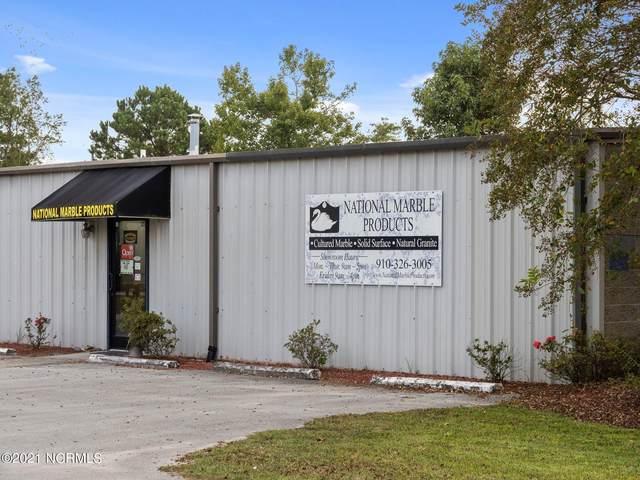 120 Leslie Lane, Swansboro, NC 28584 (MLS #100293425) :: Courtney Carter Homes