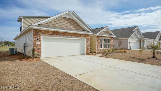 1253 Fence Post Lane Lot 1702 - Bris, Carolina Shores, NC 28467 (MLS #100293433) :: BRG Real Estate