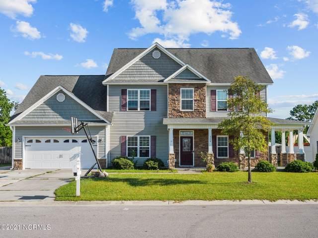 348 Sonoma Road, Jacksonville, NC 28546 (MLS #100293440) :: Shapiro Real Estate Group