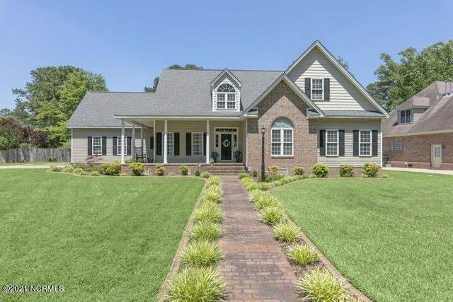 1414 Pineview Avenue NW, Wilson, NC 27896 (MLS #100293460) :: The Rising Tide Team