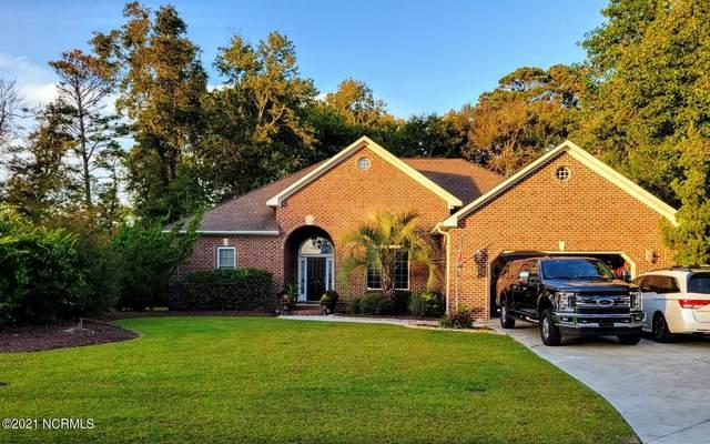 409 Oakmont Drive, Morehead City, NC 28557 (MLS #100293513) :: CENTURY 21 Sweyer & Associates