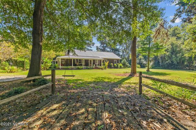 307 S Kennedy Road, Beulaville, NC 28518 (MLS #100293517) :: Donna & Team New Bern