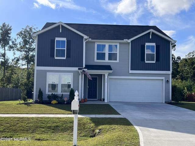 322 Adobe Lane, Jacksonville, NC 28546 (MLS #100293519) :: CENTURY 21 Sweyer & Associates