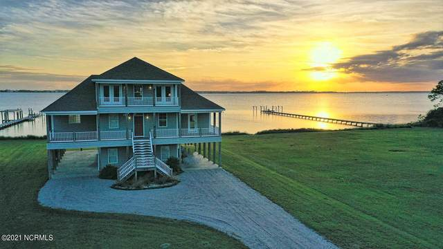 315 Quiet Cove, Gloucester, NC 28528 (MLS #100293538) :: Vance Young and Associates